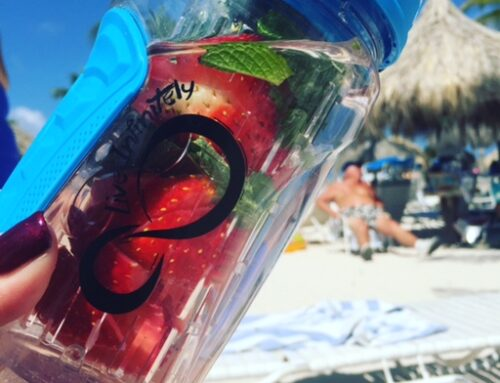 Look Great and Stay Hydrated On Vacation!