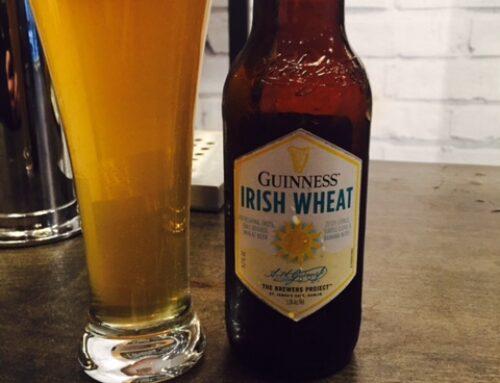 Guinness Irish Wheat!