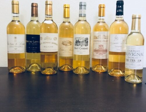 Sip On This: Sweet Bordeaux Wines!