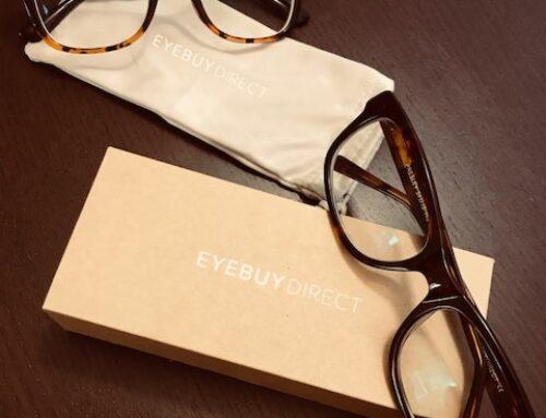 Somm Style: EyeBuy Direct Prescription Glasses
