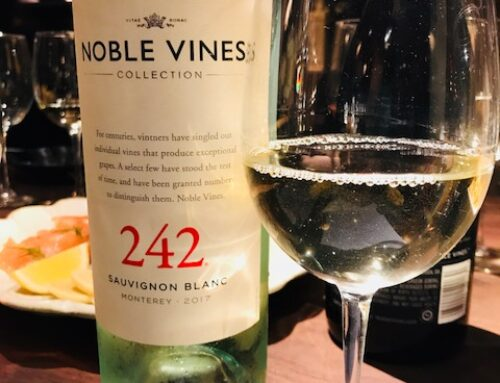 Edible Entertaining with Noble Vines!
