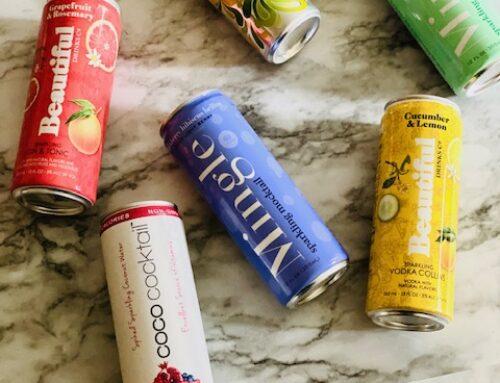 Summer's Best Canned Beverages!