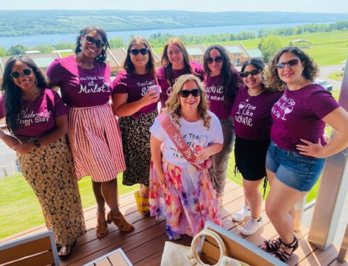 Somm In The Bridal Suite: Bachelorette Weekend!