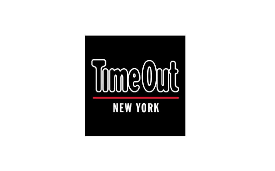 Time Out NY logo