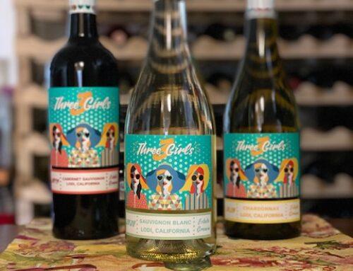 Women In Wine: Three Girls Wine
