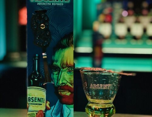Absente Absinthe is Skillfully Handcrafted!